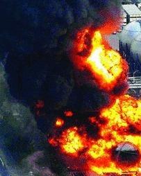 한화케미칼 울산공장서 폭발 /기사와는 무관