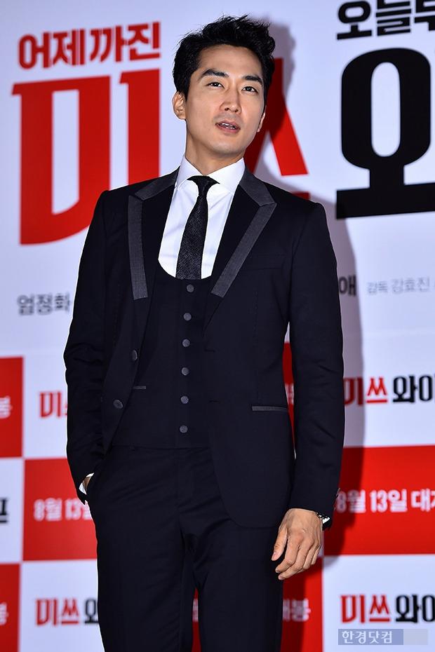 송승헌, '안구 정화되는 특급 비주얼'
