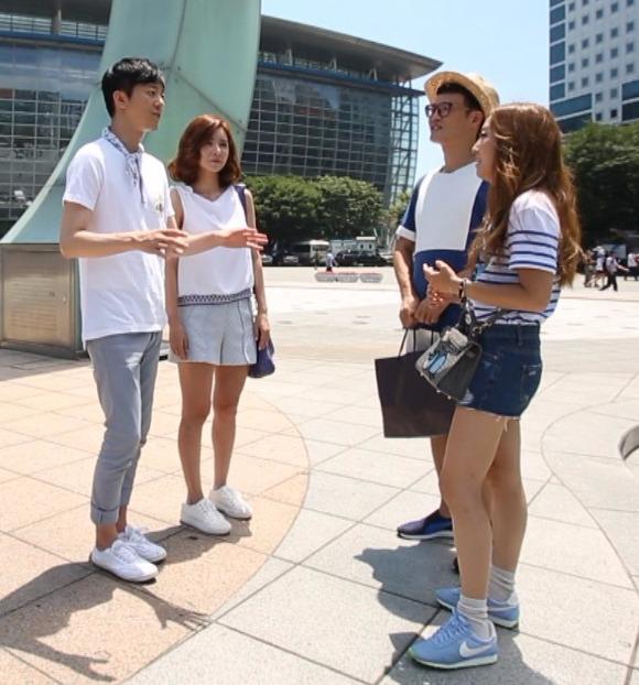 JTBC '님과 함께 2 ? 최고의 사랑'   윤건과 장서희, 정인-조정치