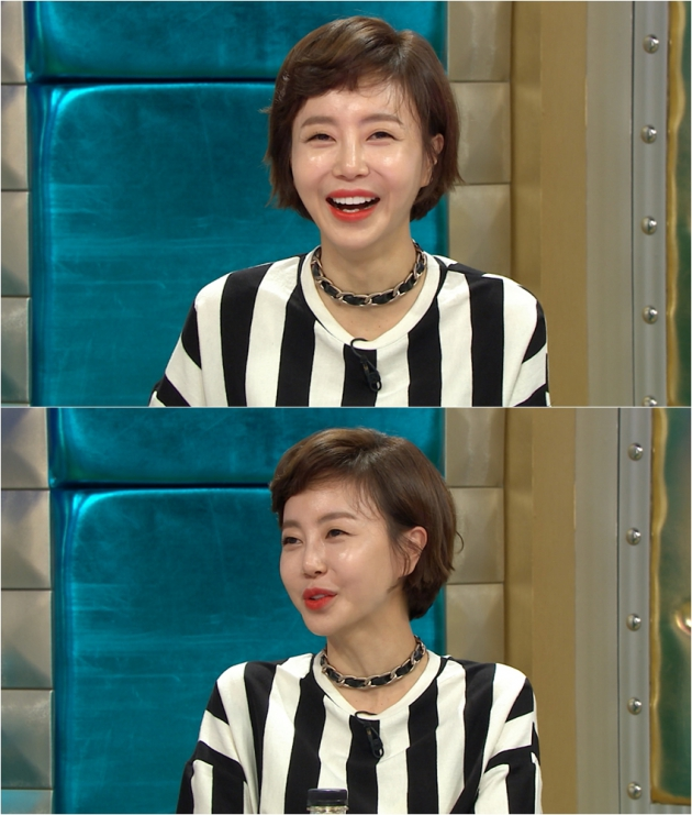 '라디오스타' 황혜영