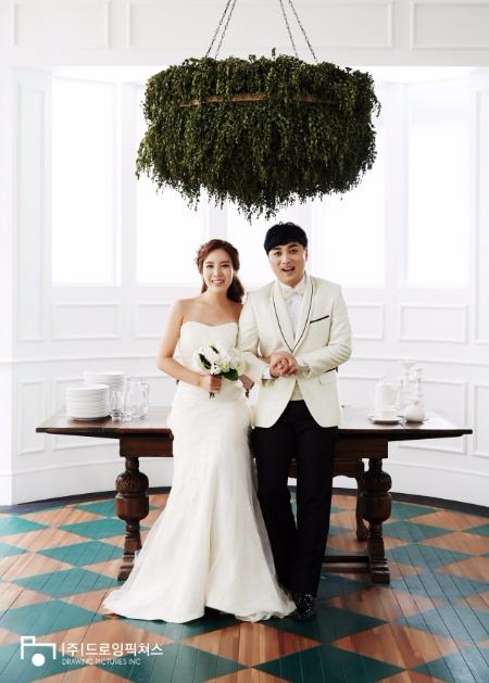 황제성 박초은 9월 결혼, 황제성 박초은 9월 결혼 / 사진 = 드로잉픽쳐스 제공