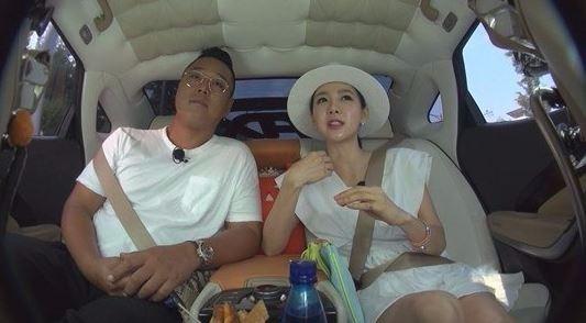 택시 송호범 백승혜 택시 송호범 백승혜 /  백승혜 = tvN '현장 토크쇼-택시' 방송화면