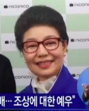 박근령 위안부 문제 박근령 위안부 문제 / 채널A 방송 캡처