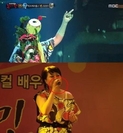 '복면가왕' 하와이 후보 홍지민 홍지민 / 사진 = MBC 방송 캡처