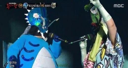 복면가왕 하와이, 홍지민 / 사진=MBC '일밤-복면가왕' 방송화면 캡처
