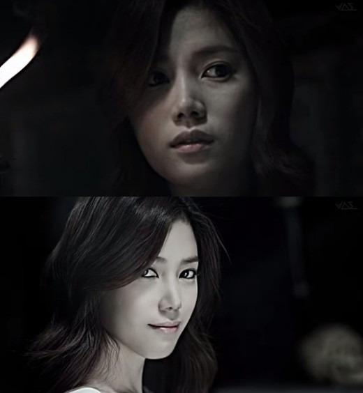 권다현 출연한 비스트 뮤직비디오 화면