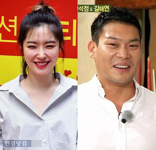 김새롬 이찬오 김새롬 이찬오 / 한경DB·SBS 방송 캡처