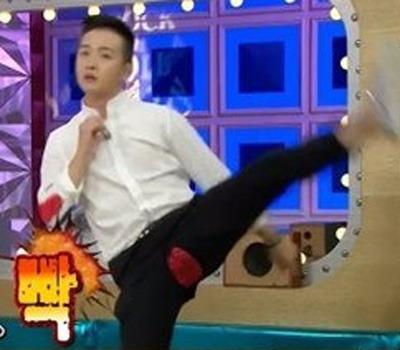 김혜성 노출 김혜성 노출 김혜성 노출 /사진 = MBC '황금어장-라디오스타' 방송화면