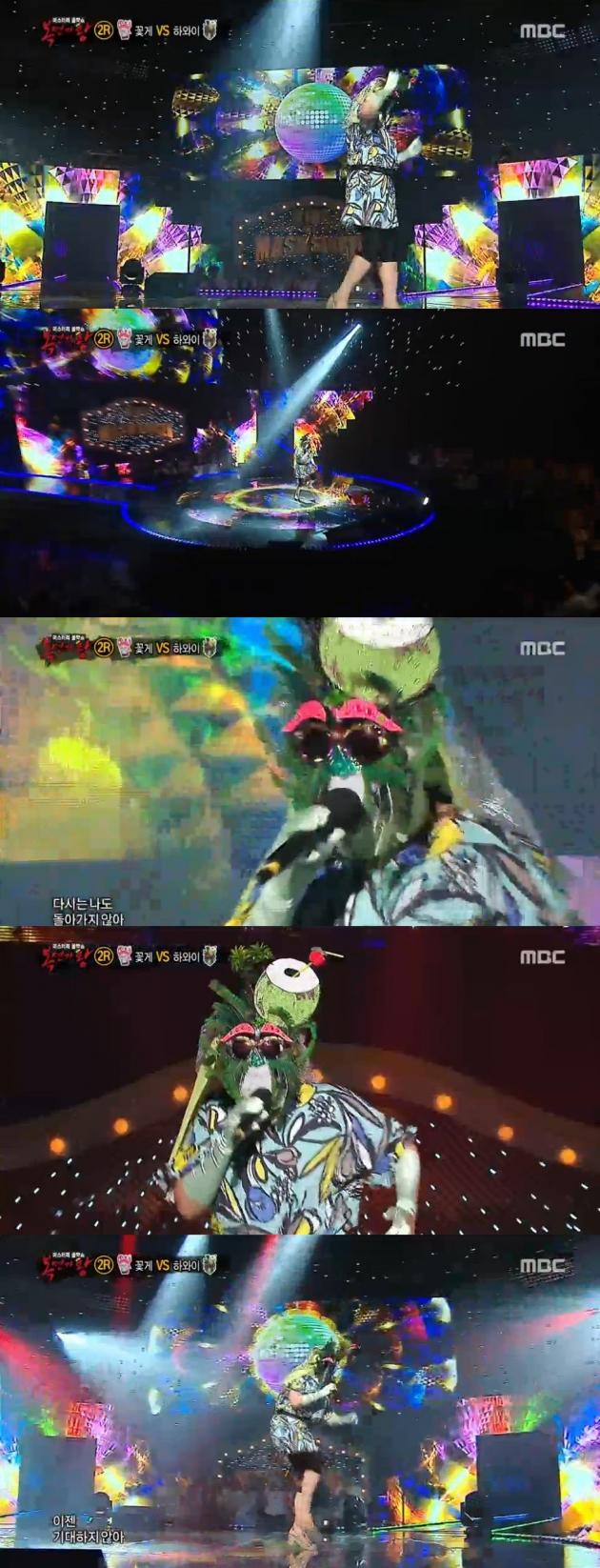 복면가왕 하와이 / 복면가왕 하와이 사진=MBC 방송 캡처