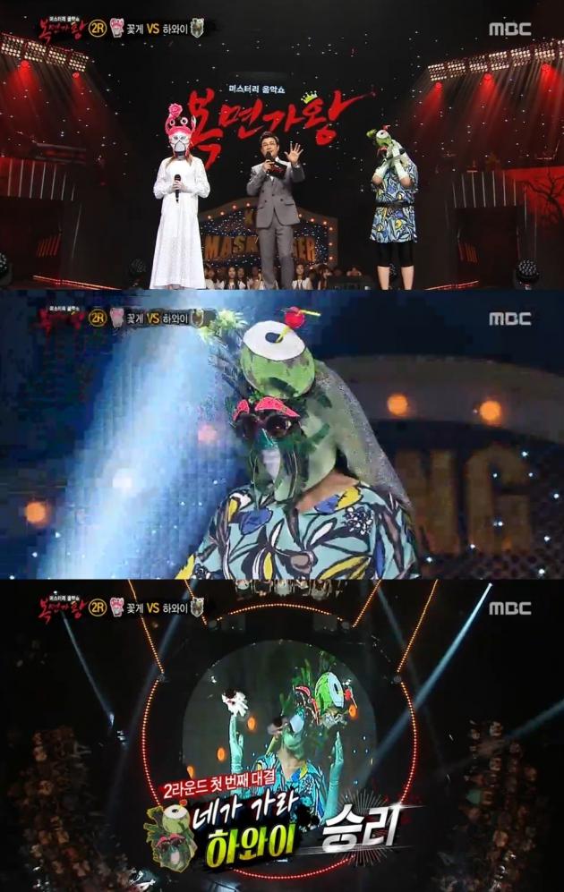 복면가왕 하와이 / 복면가왕 하와이 사진-MBC 방송 캡처