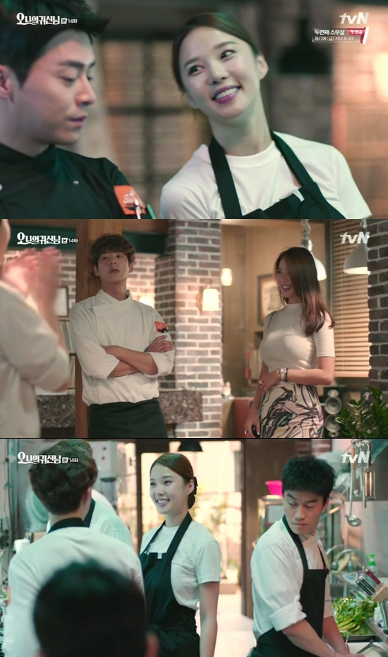 사진= tvN '오 나의 귀신님'