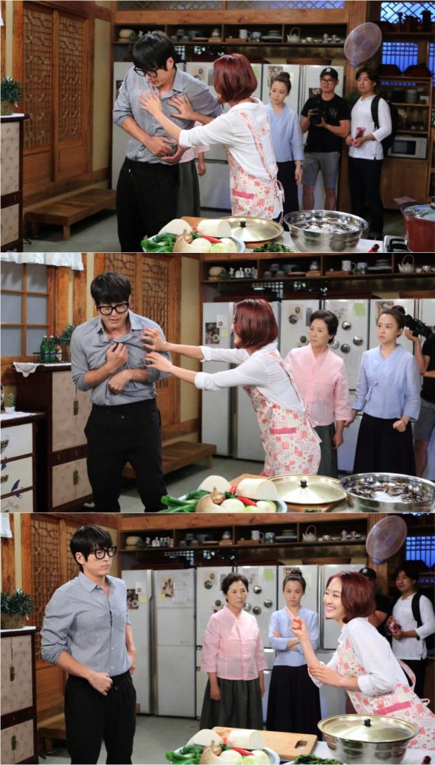 KBS 2TV '별난 며느리' /사진=래몽래인