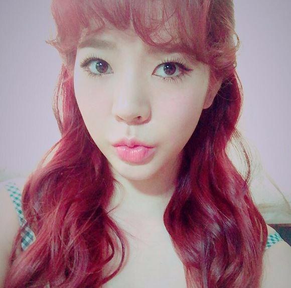 소녀시대 라이언하트 써니 / 사진=써니 인스타그램