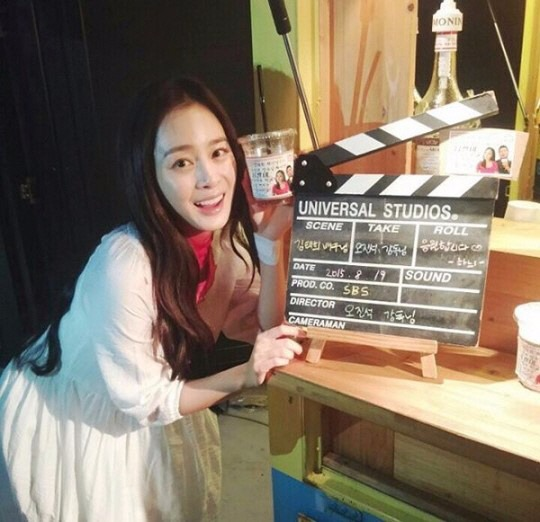 김태희 인증샷 김태희 인증샷 김태희 인증샷 김태희 인증샷 / 사진 =김태희 SNS