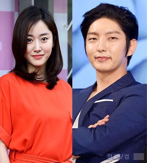 전혜빈과 이준기. 사진=진연수/변성현 기자