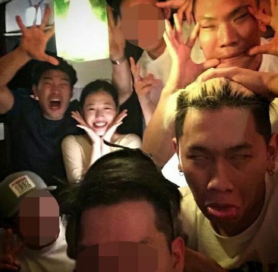 설리 최자 / DJ프리즈 인스타그램