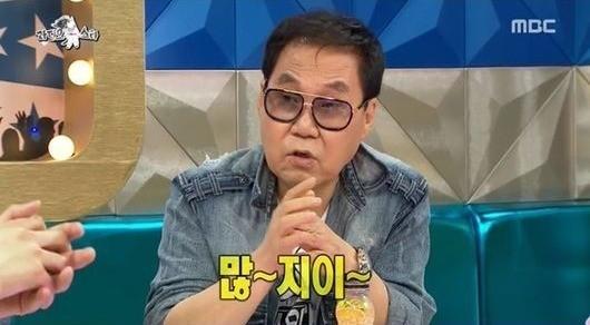 조영남. 사진='라디오스타' 출연 장면 캡처