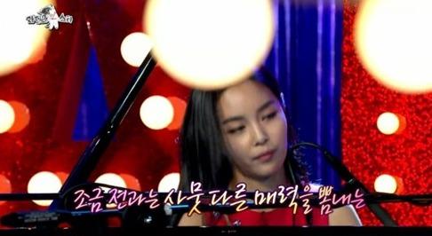 '라디오스타' 조정민 '라디오스타' 조정민 '라디오스타' 조정민 '라디오스타' 조정민 / 사진 = MBC '라디오스타'