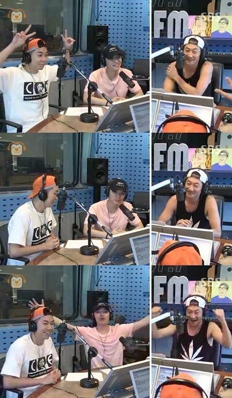 이센스 쌈디 / 사진=SBS 라디오 파워FM '김창렬의 올드스쿨' 캡처