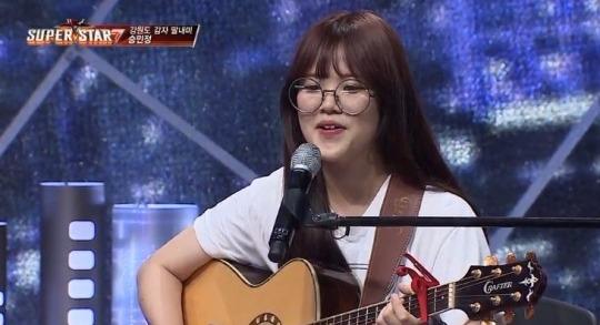 '슈퍼스타K7' 승민정
