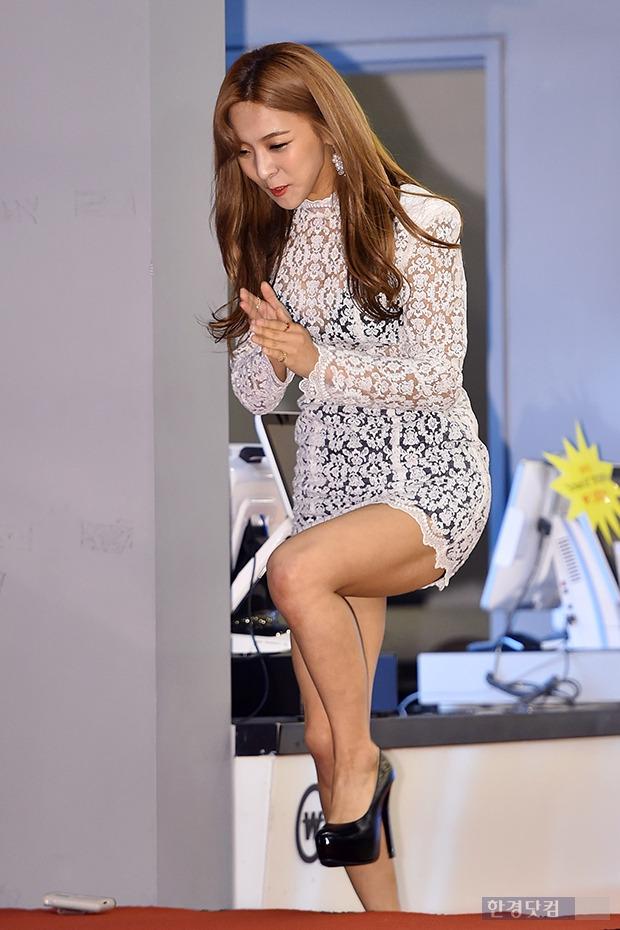 에프엑스 루나, 미모만큼 패션도 나날이 업그레이드