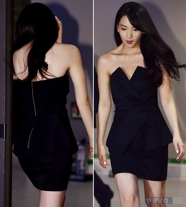 강지영, '못 본 사이 더 완벽해진 몸매'