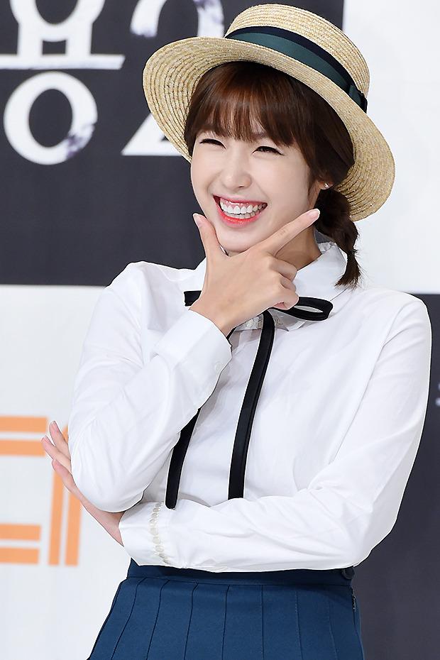 ▶ 전효성, '보는 사람도 즐거운 매력적인 미소~'