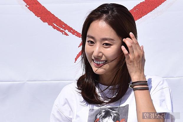 전혜빈, '마음만큼 예쁜 얼굴'