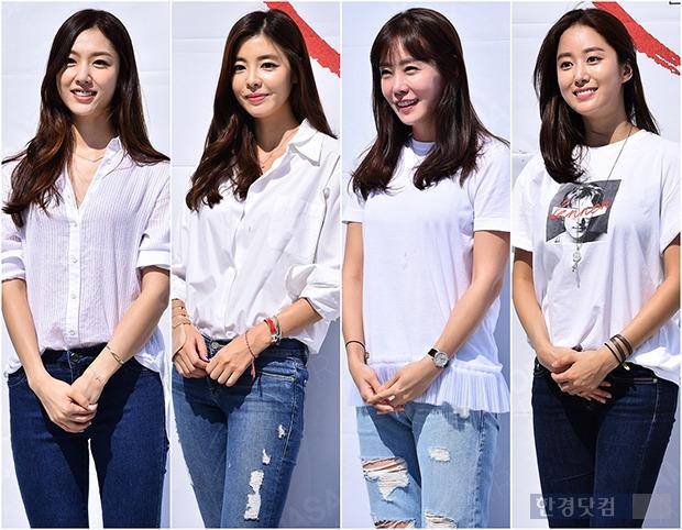 서지혜-김규리-김정은-전혜빈 '아름다운 미모만큼 마음도 예쁜 여배우'