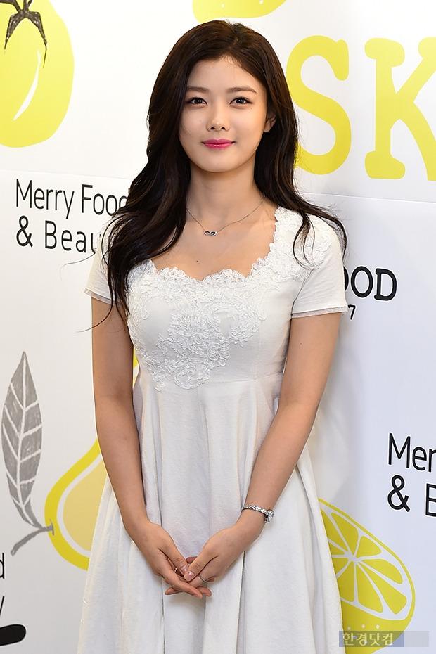 김유정, 상큼한 청순 미모