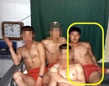 힐링 김상중 힐링 김상중 / 사진 = 온라인 커뮤니티