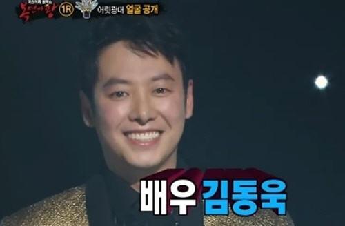 김동욱 / 사진= MBC '일밤-복면가왕' 방송화면 캡처