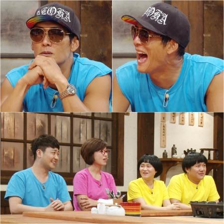 박준형 /KBS2 '해피투게더'
