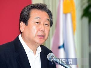 새누리당 김무성 대표=한경DB