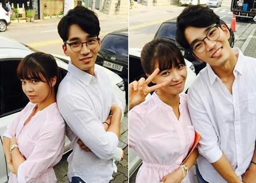 김무성 아들 고윤 / 사진=임세미 공식 페이스북