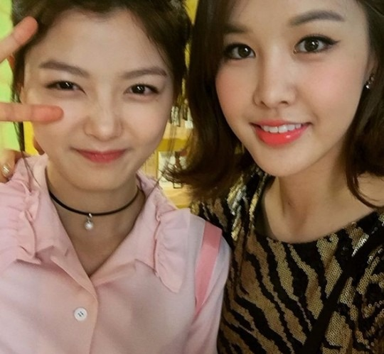'연애세포2' 김유정 박은지 / 사진=박은지 인스타그램