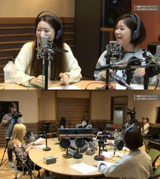 짜리몽땅 / 사진=MBC '정오의 희망곡' 방송화면 캡처