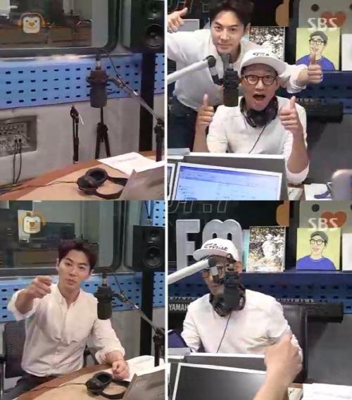 SBS 파워FM '김창렬의 올드스쿨' 방송화면 캡처