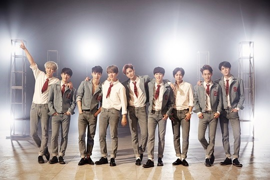'엑소 러브 콘서트 인 돔(2015 EXO-Love CONCERT in DOME)' / 사진=SM엔터테인먼트