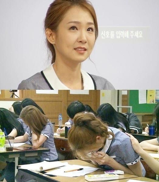 오정연 /JTBC '학교다녀오겠습니다'