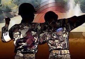 50대 퇴역 군인 수류탄 /YTN방송화면 캡쳐