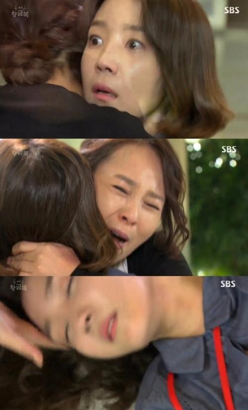 '돌아온 황금복' 신다은 전미선 / 사진=SBS '돌아온 황금복' 방송화면 캡처