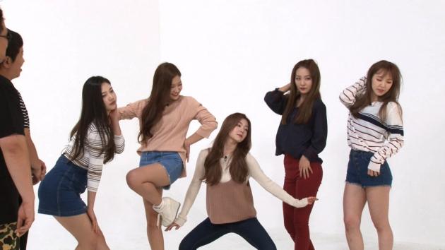 아이린 레드벨벳 /MBC에브리원 '주간아이돌'