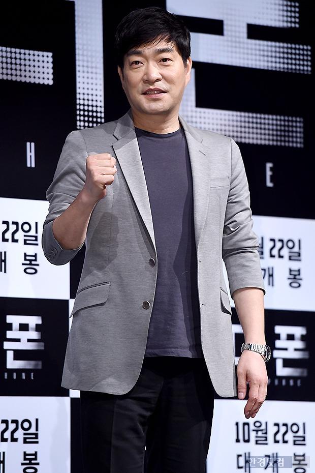 '더폰' 손현주 /변성현 기자