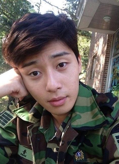 박서준 국군의 날 /온라인 커뮤니티 캡쳐