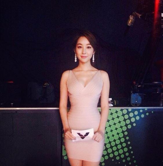 롤드컵 개막 조은나래 / 사진=조은나래 인스타그램