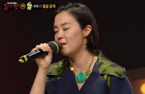 복면가왕 이재은 복면가왕 이재은 / 사진 = MBC 방송 캡처