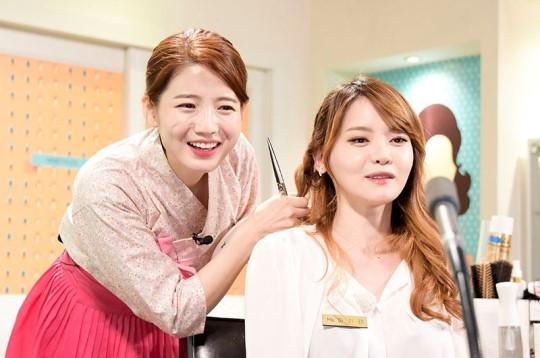 차홍 임신 5개월 차홍 임신 5개월 / 사진 = MBC 제공