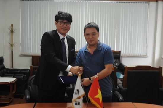 광림은 지난 7일 베트남의 피코서비스앤트레이딩앤파이낸셜인베스트먼트조인트스탁컴퍼니와 파트너십 계약을 체결했다. 사진=광림제공