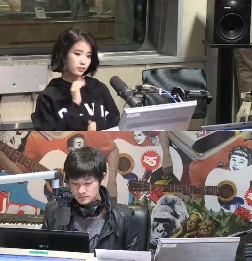 아이유 장기하 / 사진=SBS 라디오 파워FM '장기하의 대단한 라디오'